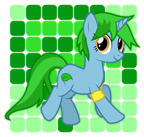 [Request] A Taiwan OC pony by HankOfficer