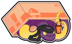 Ekans Halloween Sticker by The-Blue-Pangolin