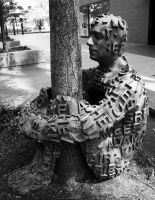 TREE HUGGER by right-angle