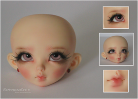 Tiramisu: Face Up v3 by RetroSpectiive