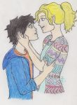 Percabeth! by KaiCabin3