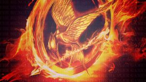 The Hunger Games, wallpaper1 by CaroQuest