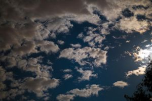 Moonlit Clouds Stock II by little-spacey
