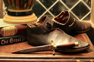Medieval Shoes by Drocan
