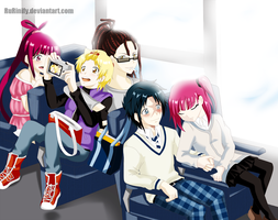 Magi - school trip by RuRinify