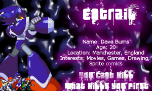 Entrail Deviant ID by Entrail