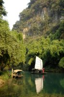 Tribe of 3 Gorges - 4 by wildplaces