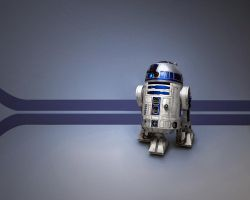 R2D2 Empire Version by 1darthvader