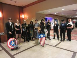 AFest 2012 - The Avengers by Soynuts