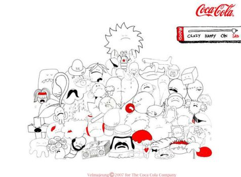For CocaCola,By Me. by jnc-ajeng