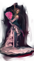 Another mesmer by ApplePoo