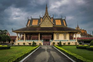 Royal Palace, Phnom Penh by cwaddell