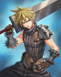 Final Fantasy 7 Cloud Strife by andy5281