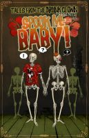 Spook Me Baby by misfitmalice
