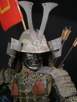 Edo-period samurai bowman1 by dollbutcher