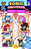 SONIC MATCH MAKER by soggycereal