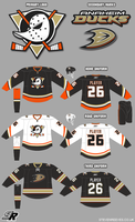 Wildwing64's NHL: Anaheim Ducks by wildwing64