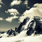 Mont Blanc du Tacul by Zwoing