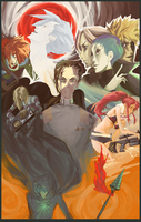 TTGL - THE EPIC by YamiNoMalik