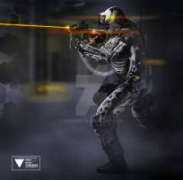 Future Soldier Concept by drbrBr