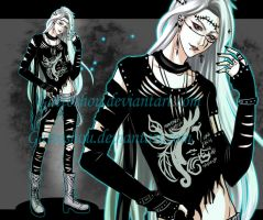 MALE ADOPT 66 [ Auction ] [ CLOSED ] by gattoshou