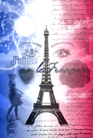 Banner - J'aime le Francais by AtomicBrownie