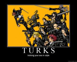 Turks poster by Rookie-101