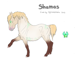 Shamas Import #32 by TalonV