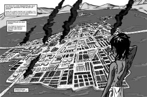 First 5 pages of DEAD DINOSAURIO by javierhernandez