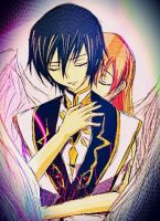 Lelouch x Shirley - Hold me by Paztelitah