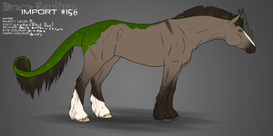 #156 Draco Equitum Design 2 by 11IceDragon11