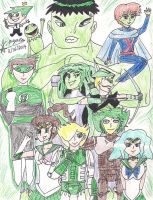 Happy St. Patrick's Day From Anime Jason! by AnimeJason2010