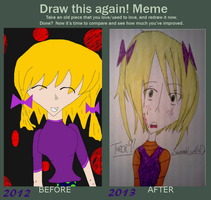 Before and After Meme Thing...: Rugrats Theory by SavannahLuvsL4D2
