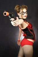 LADIES OF THE KNIGHT: HARLEY QUINN 1 by dovianaxpix