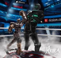 Real Steel Real Ending by ricoism
