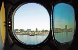 From the Porthole by mikelly