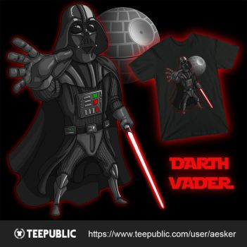 Darth Vader by Aesker