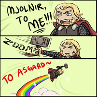 Grab my MJOLNIR by baka-kiiro