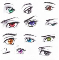 Eyes by Jeageractive