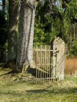 cemetery gates by D173190