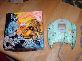 Altered Beast Dreamcast by UxmaLTheAlux