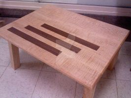 Commisioned Table by Koondar