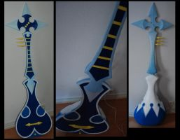 Demyx sitar Finished by mojs