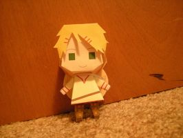 Finny Papercraft by DuckHunter111