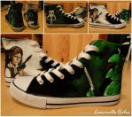 Star Wars Shoes by LacernellaRubra