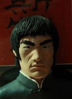Bruce Lee by sup3rs3d3d