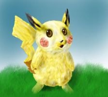 Pika colour by Eylam