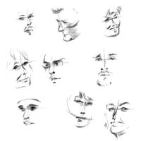 Headsketches185 by Quad0