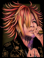 Ruki - Enchanting Star - edit by MSilenceART
