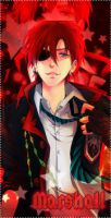 Red Word ~ Avatar by Senth2702